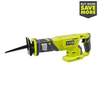 18-Volt ONE+ Cordless Reciprocating Saw (Tool-Only)