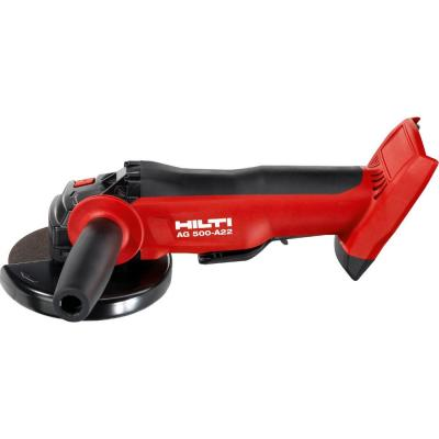 22-Volt Lithium-Ion Brushless Cordless 5 in. Angle Grinder AG 500 (Tool Only)