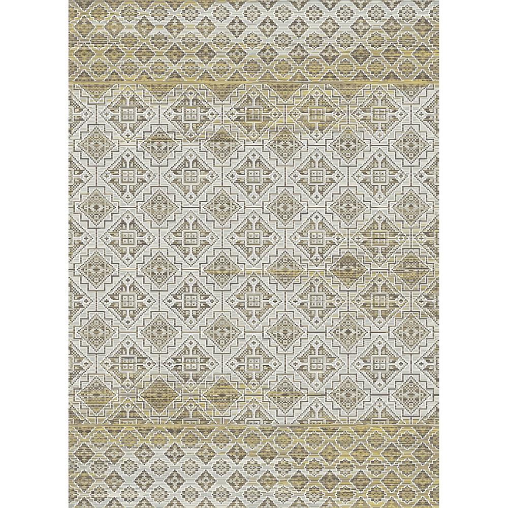 Dynamic Rugs Royal Treasure Amber Mocha 2 Ft X 3 5 In Indoor Area Rug Rt2490277134 The Home Depot