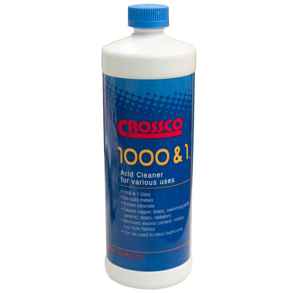 32 oz. 1000 and 1 Acid Cleaner (12-Pack)