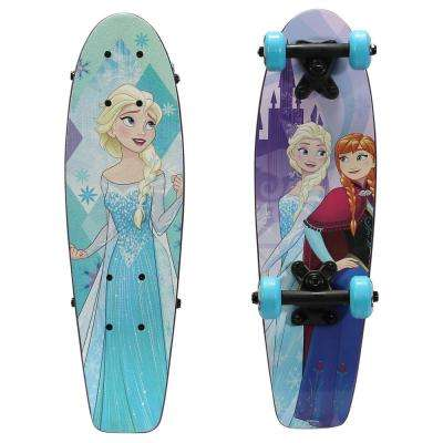 21 in. Frozen Sister Love Kids Complete Skateboard