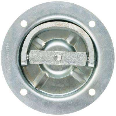 6-1/4 in. Rotating Recessed D-Ring Anchor