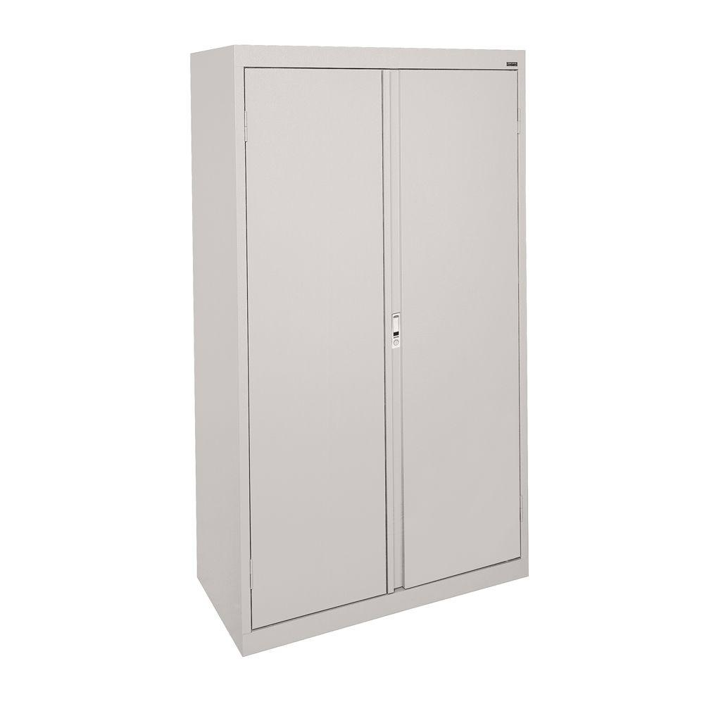 Modern Two Door Storage Cabinet Property