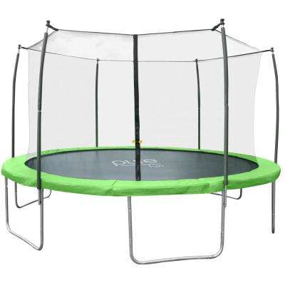 Dura-Bounce 15 ft. Outdoor Trampoline Set