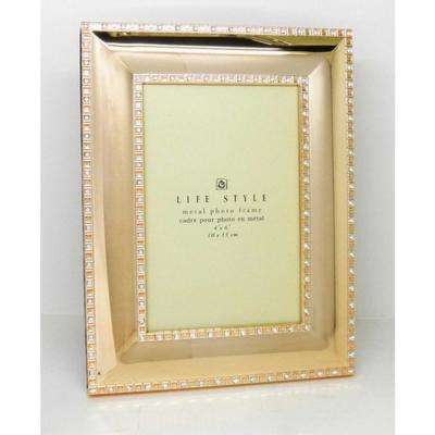 Picture Frame Gold Plated 5 in. X 7 in.