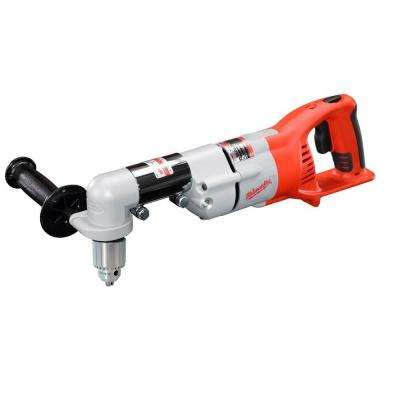 M28 28-Volt Lithium-Ion Cordless 1/2 in. Right Angle Drill (Tool-Only)