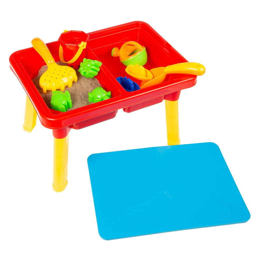 Hey Play Sand And Water Sensory Table