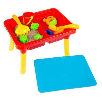 Sand and Water Sensory Table