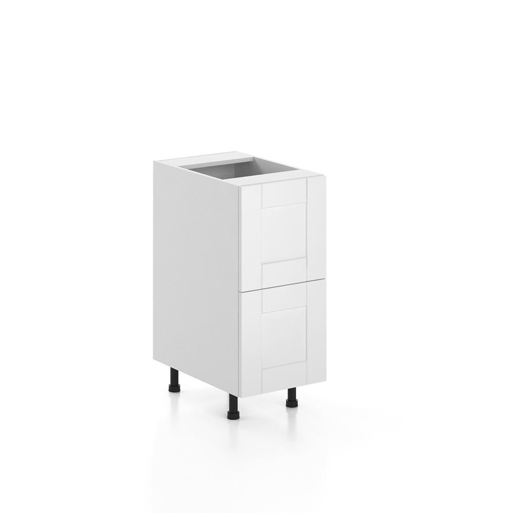 Eurostyle Kitchen Cabinets: Eurostyle Dublin Ready To Assemble 15x34.5x24.5 In. Oxford