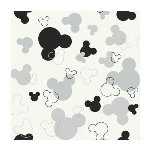 York Wallcoverings Mickey Mouse Heads Wallpaper Dk5929