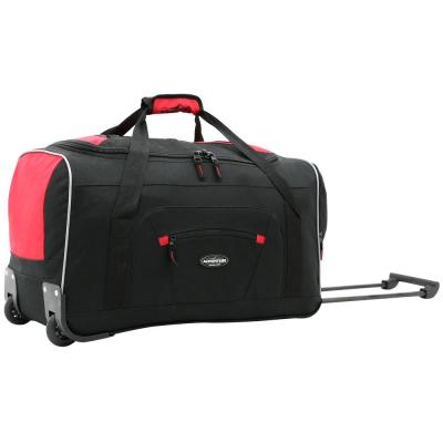 22 in. Rolling Duffel with Telescopic Handle