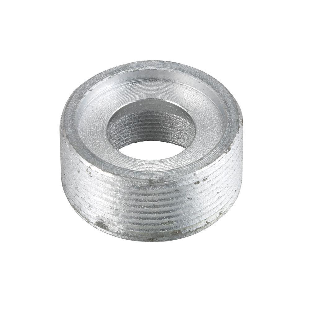 RACO Rigid/IMC 2-1/2 inch to 1-1/4 inch Reducing Bushing (10-Pack) by RACO