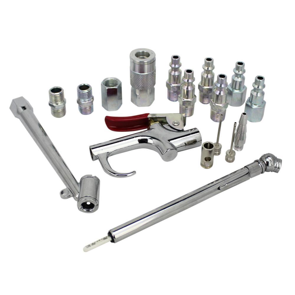 17-Piece Blow Gun Kit