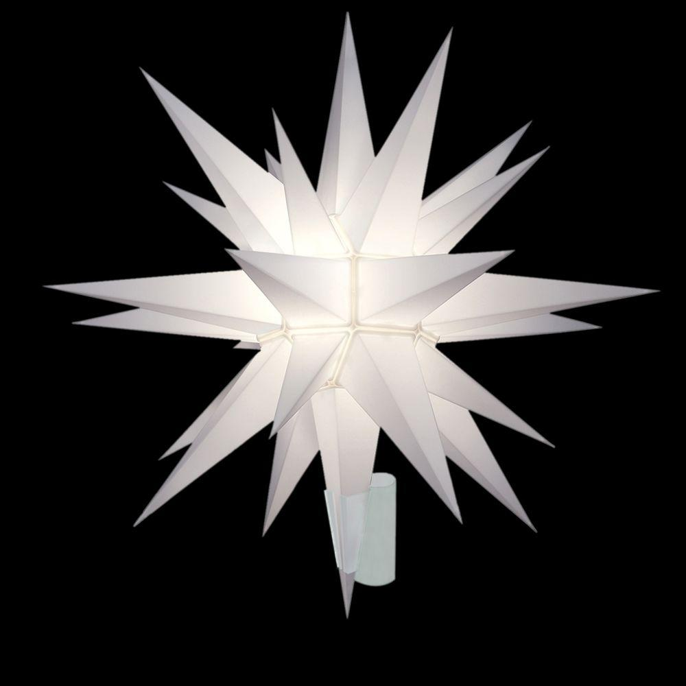 12 in. Illuminated Holiday Star/Tree Topper