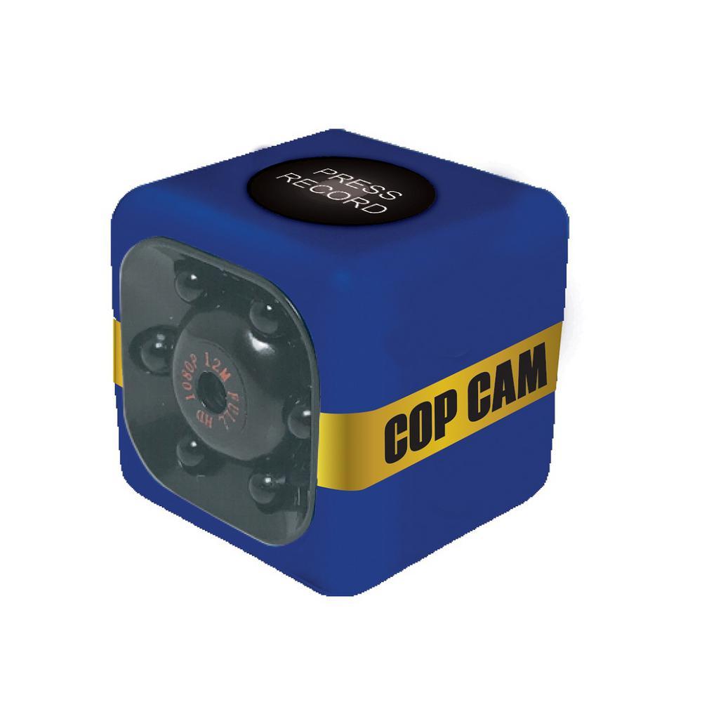 361cdd3eca Cop Cam Wireless Motion Detecting Camera-13409-12 - The Home Depot
