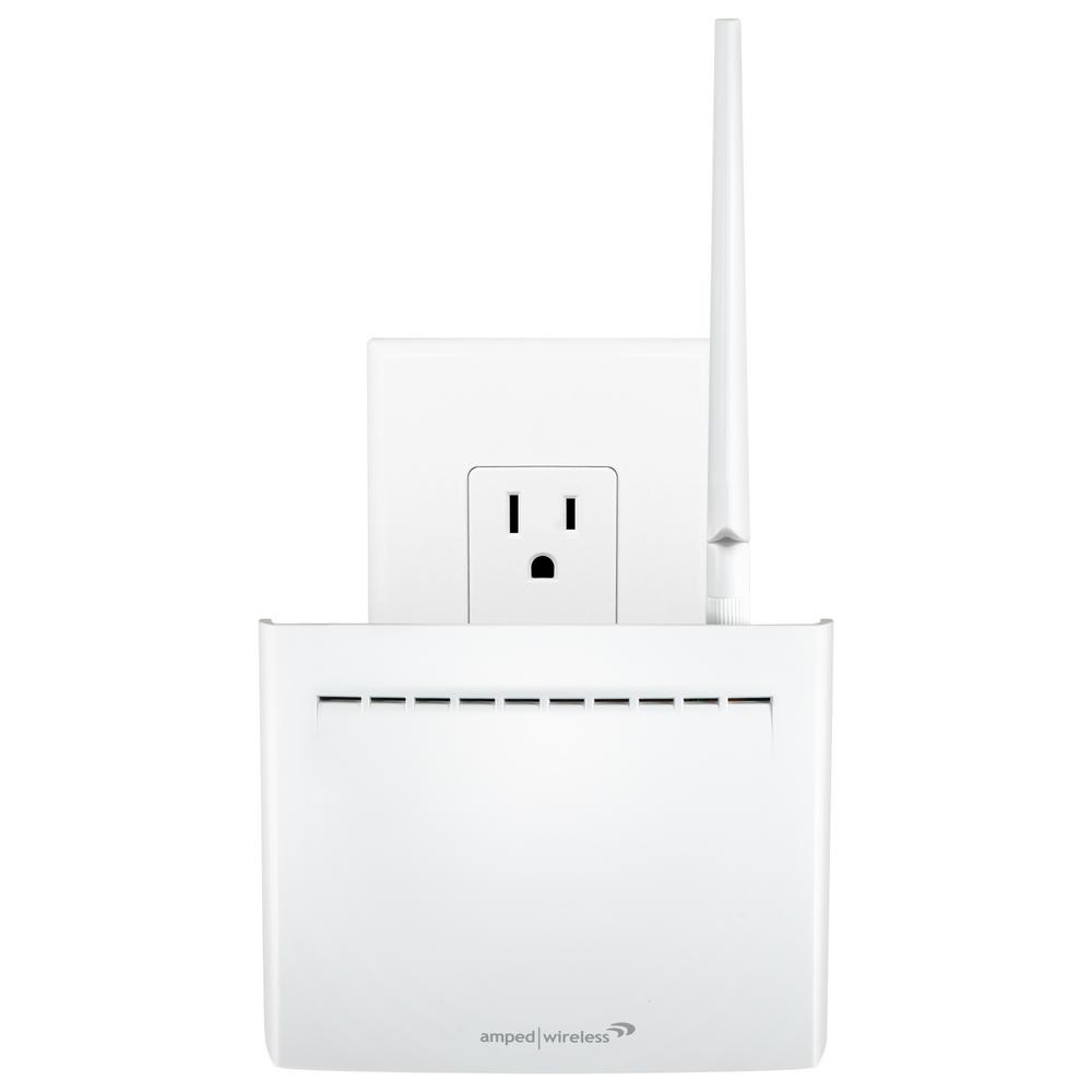 Ampedwireless High Power Plug-in Wi-Fi Range Extender