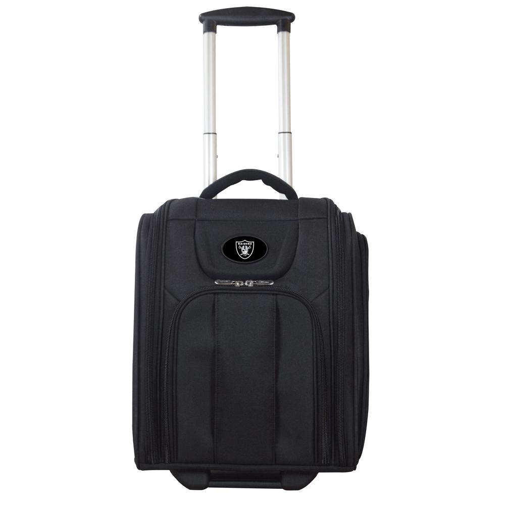 26effb34ffcd4 Mojo NFL Oakland Raiders Business Tote Laptop Bag-NFORL502 - The ...