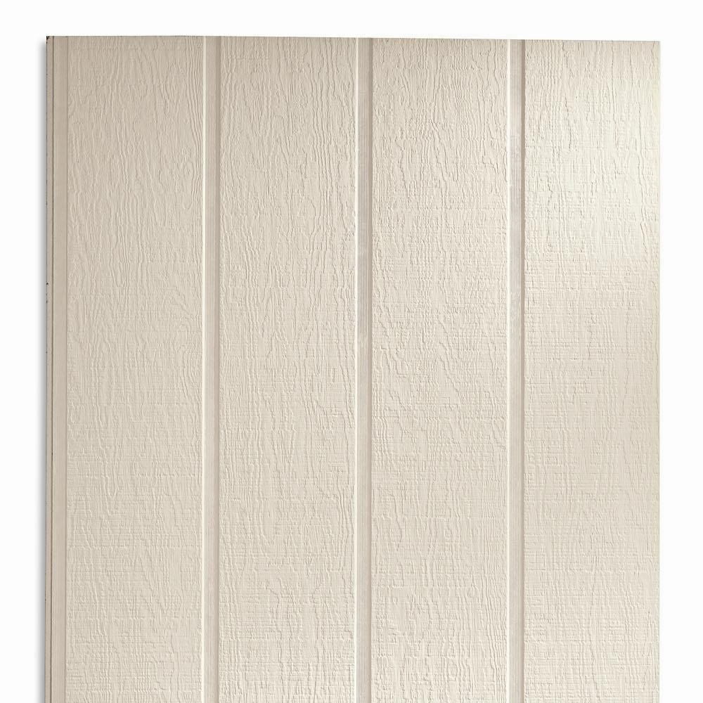 Smartside 48 In X 108 In Composite Side Panel Siding 316207 The Home Depot