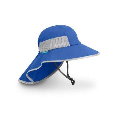 Medium Kid's Royal Play Hat with Neck Cape