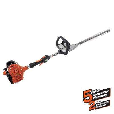 21 in. 21.2cc Gas 2-Stroke Cycle Hedge Trimmer