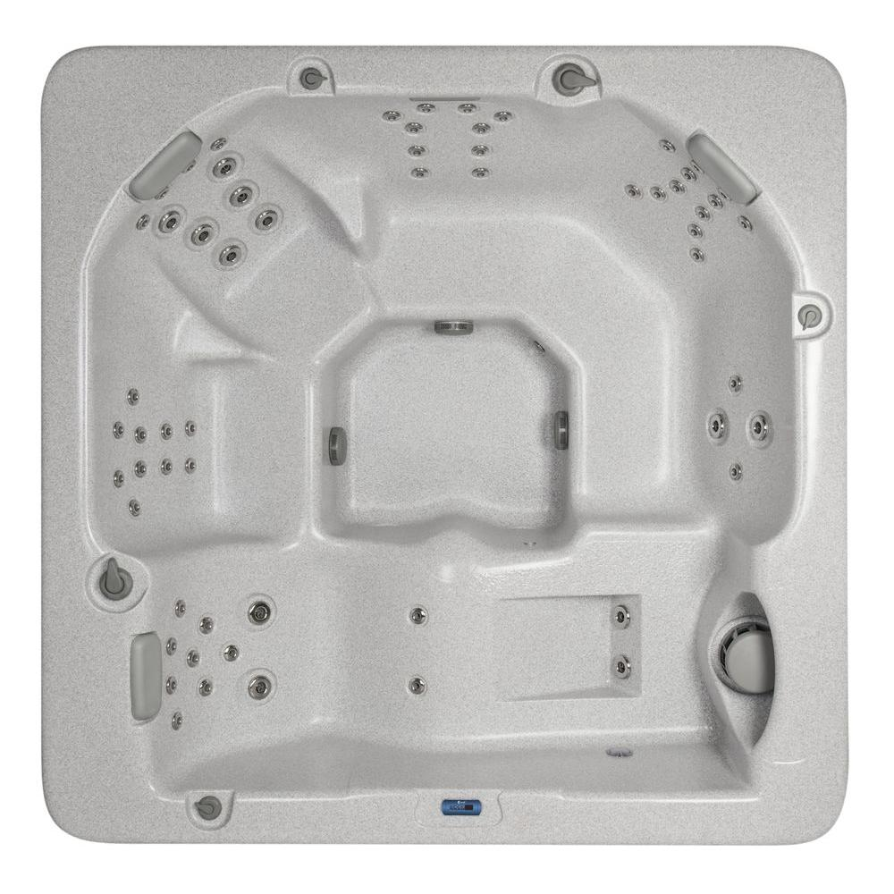 Summit Hot Tubs Zermatt 6-Person 60-Jet with Lounger-DISCONTINUED