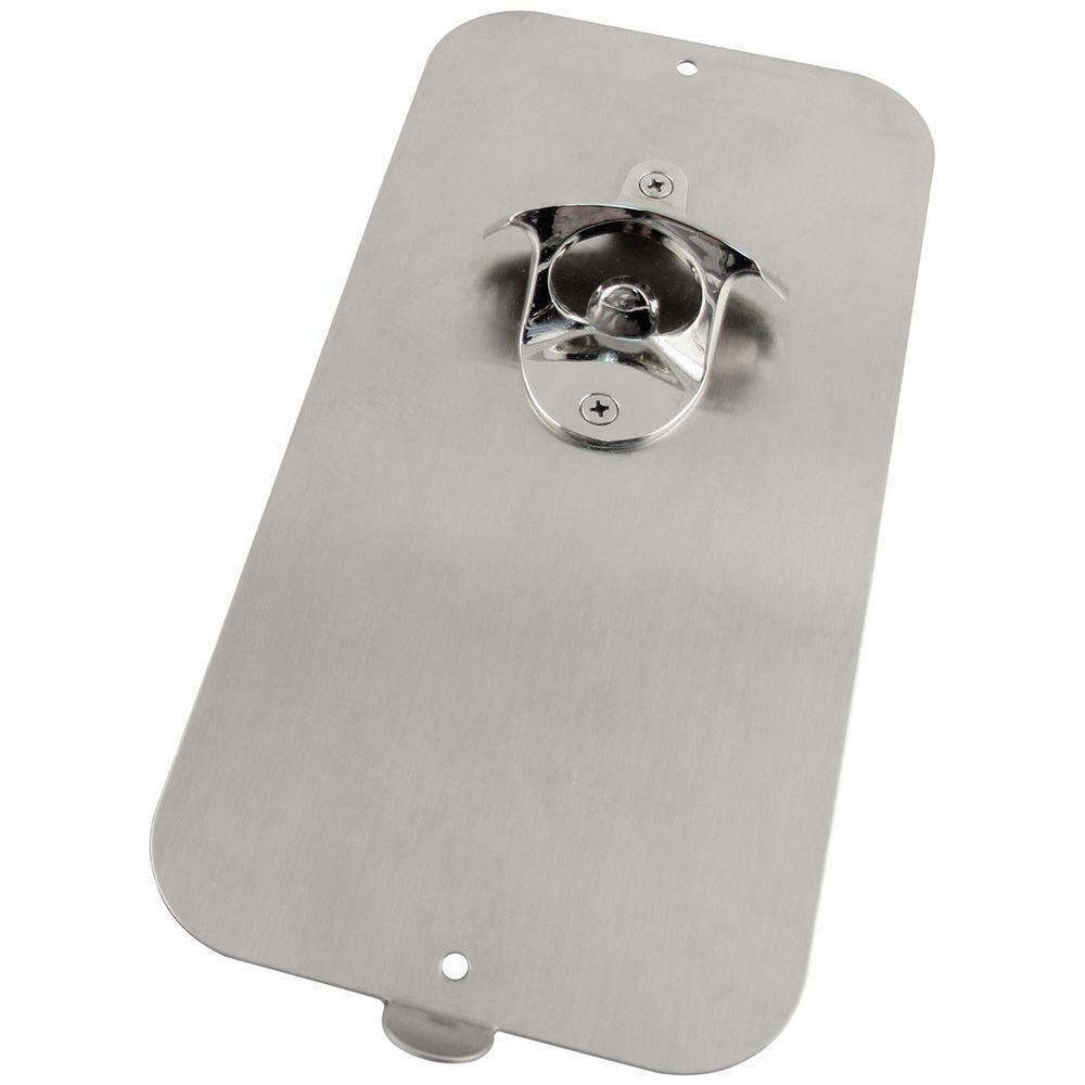 MASTER MAGNETICS Pop 'N' Catch Magnetic Bottle Opener with Magnetic Cap Catcher