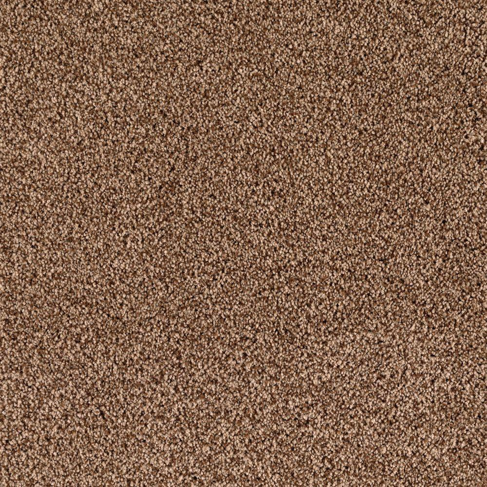 Lavish II - Color French Toast 12 ft. Carpet