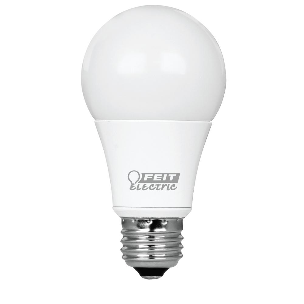 60W Equivalent Soft White (2700K) A19 Dimmable CEC Title 24 Compliant