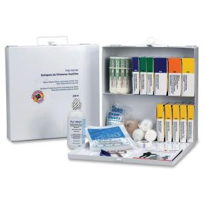 First Aid Only Worksite First Aid Kit (196-Piece) by First Aid Only