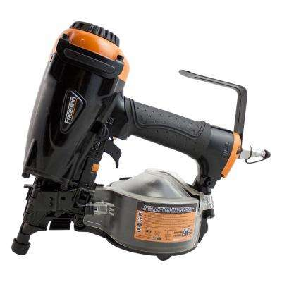 Pneumatic 15-Degree 2 in. Coil Siding Nailer