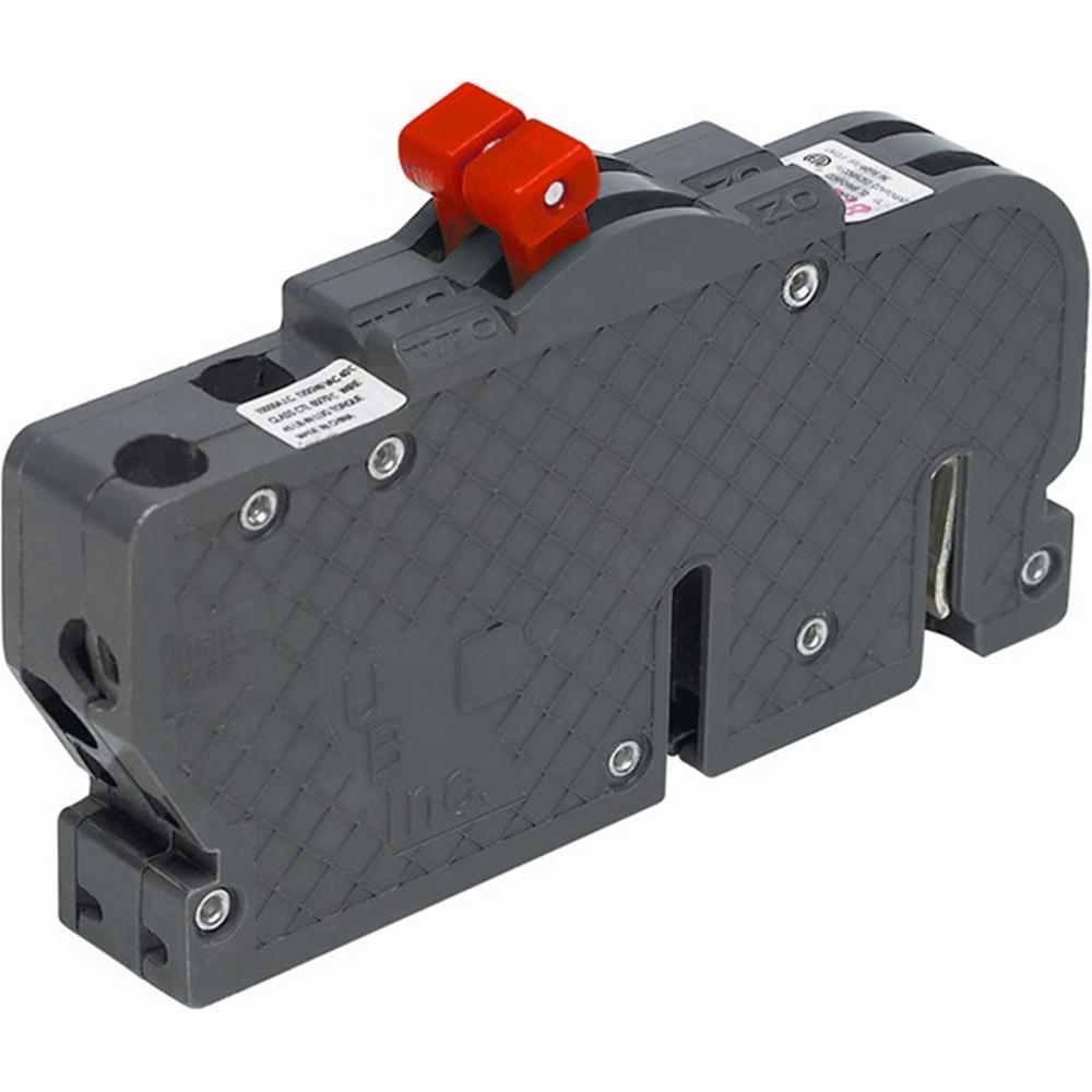 New UBIZ Thin 20 Amp 3/4 in. 2-Pole Zinsco Type RC Replacement Circuit Breaker