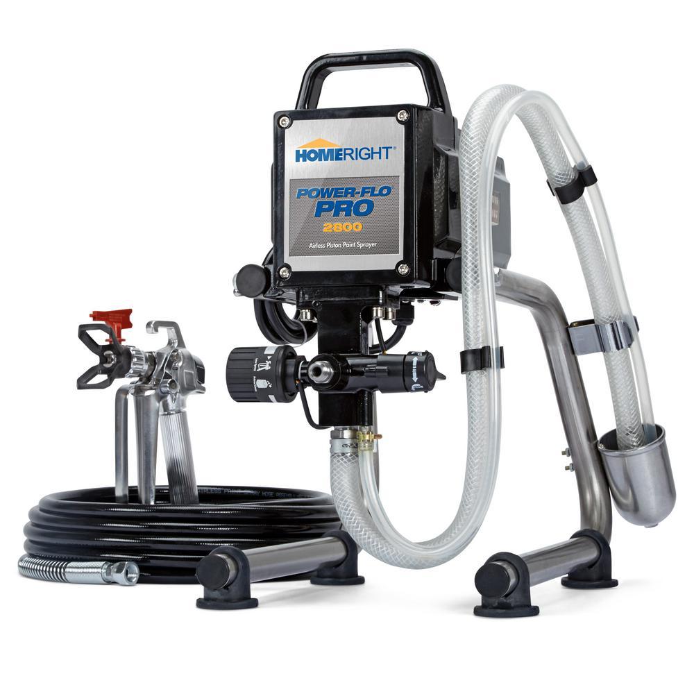 HomeRight Power-Flo Pro 2800 Airless Paint Sprayer