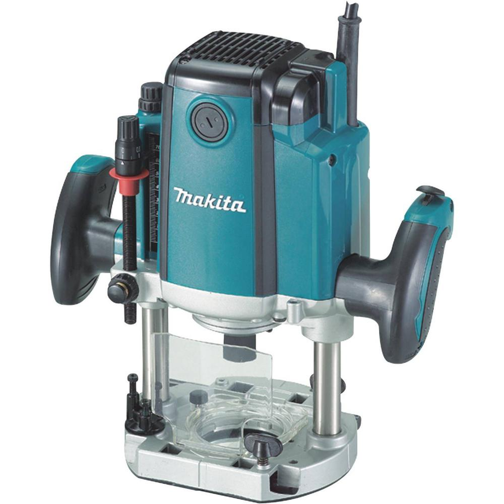 Makita 15-Amp 3-1/4 HP Corded Plunge Router