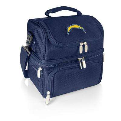 Pranzo Navy Los Angeles Chargers Lunch Bag