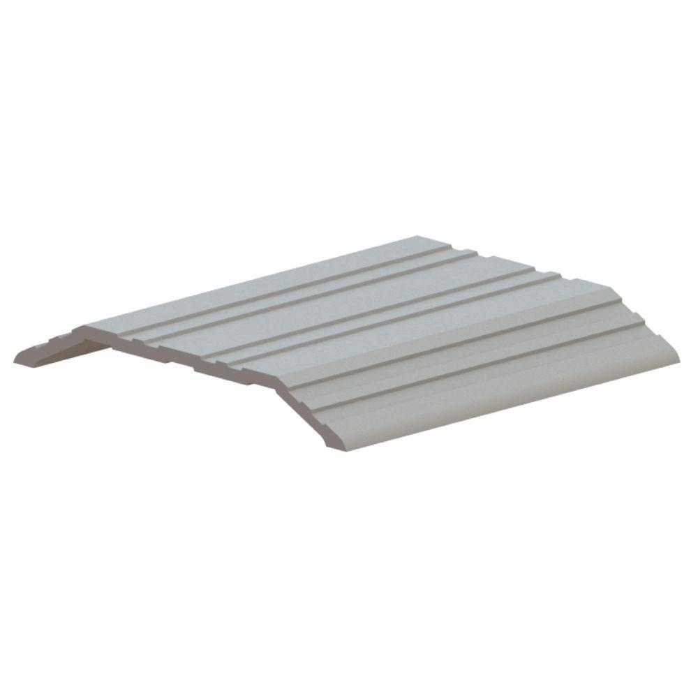 Hager 36 in. x 4 in. x 1/2 in. Mill finish Threshold