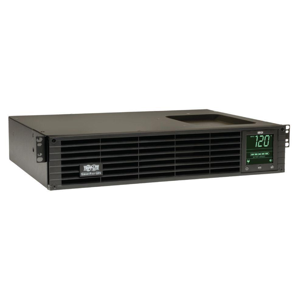 1500VA 1000-Watt UPS Smart Rackmount AVR 120-Volt USB DB9 SNMP 2URM
