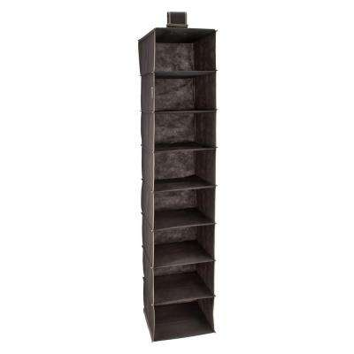 8-Shelf Hang Organizer in Gray