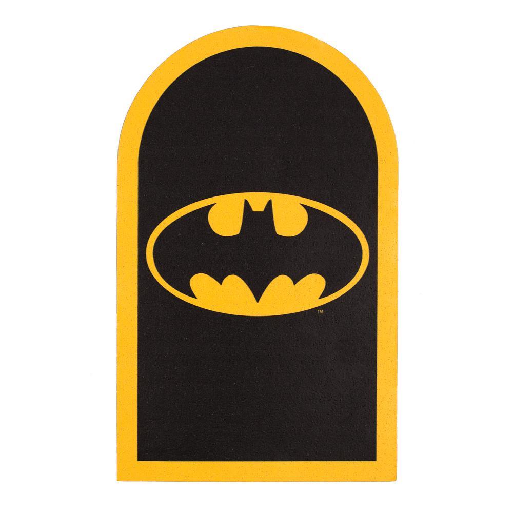 Batman Mailbox Door Logo Graphic