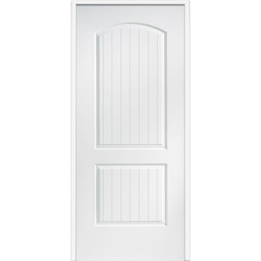 garage door home depotMMI Door 335 in x 8175 in Primed Composite Santa Fe Smooth