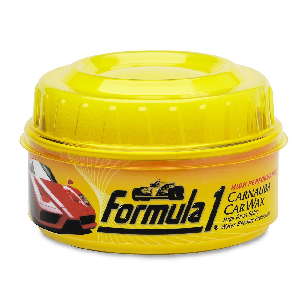 Formula 1 12 oz. Paste Wax