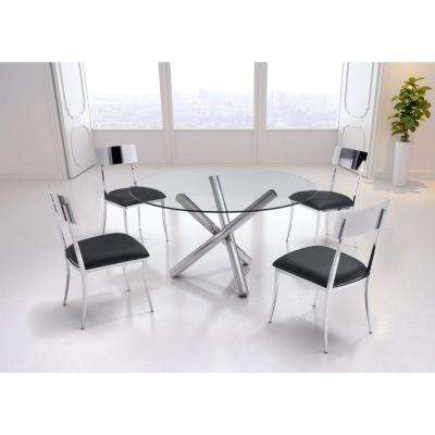 Stant Chrome Dining Table
