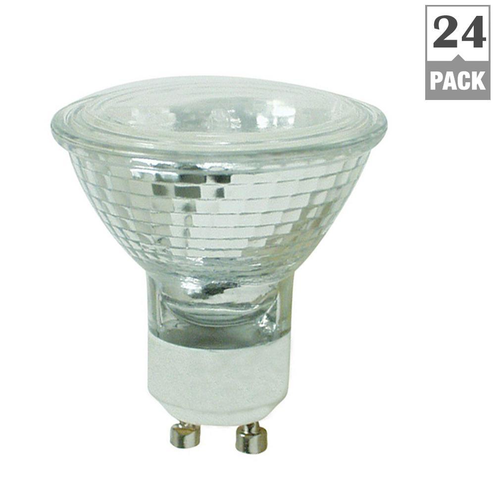 Feit Electric 50 Watt Mr16 Halogen Quartz Reflector Flood: Philips 20-Watt Halogen T3 12-Volt G4 Capsule Dimmable