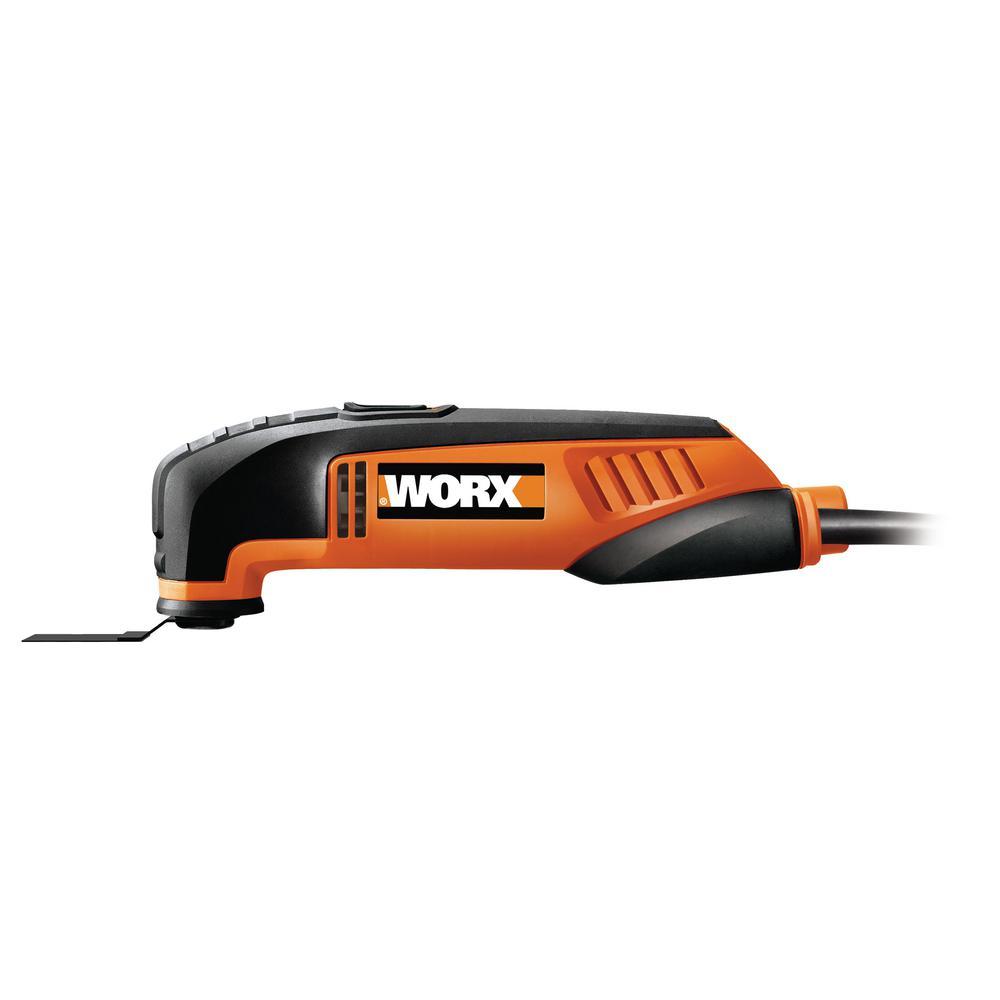 Worx 2.5 Amp Oscillating Tool