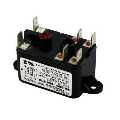 24-Volt Coil-Voltage SPNO-SPNC RBM Type Relay