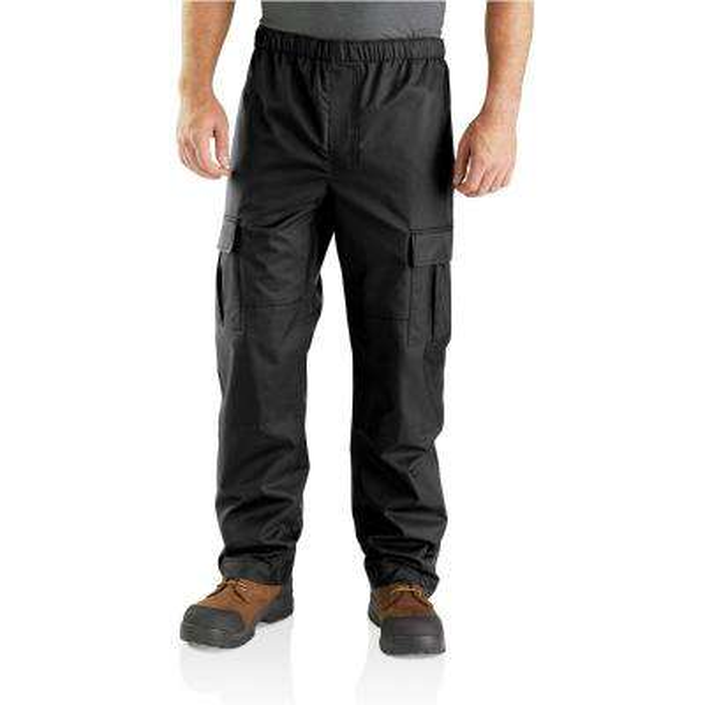 Men's Medium Black Nylon Dry Harbor Pant