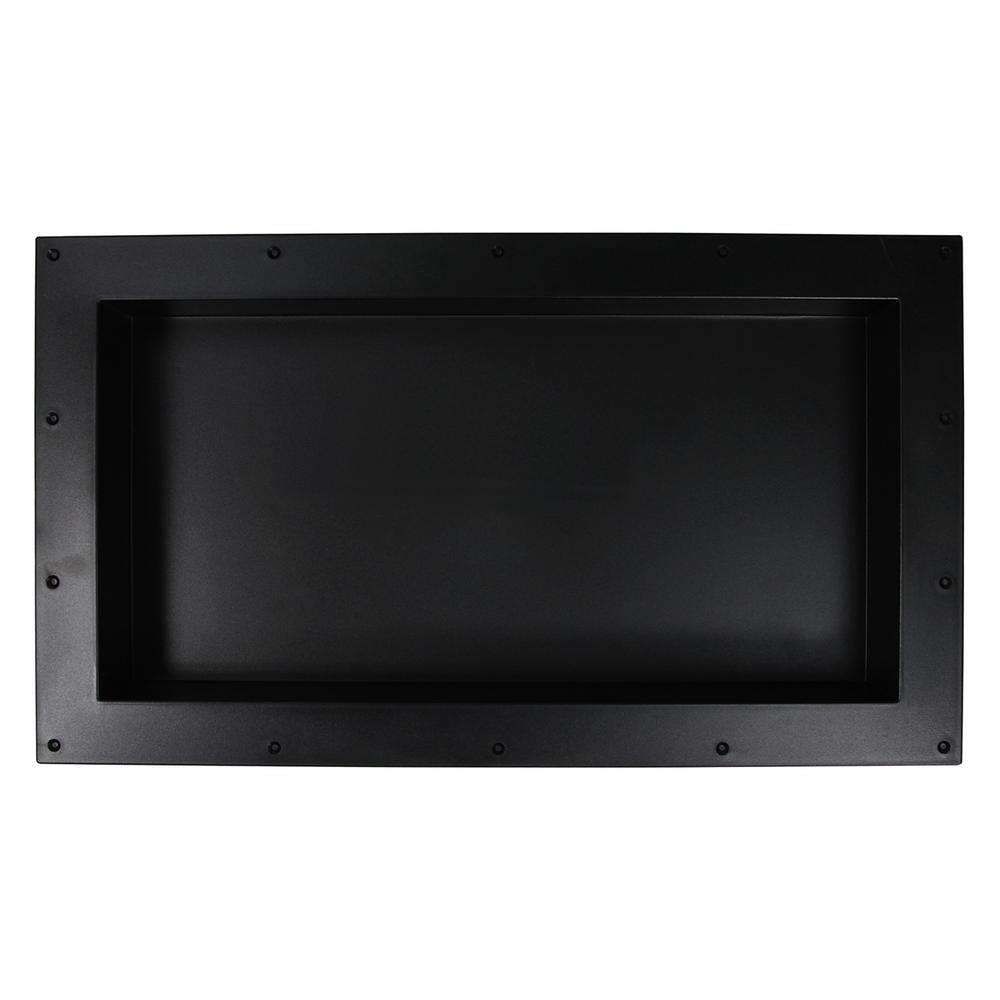 eModernDecor Over Mount Installation 16 in. x 28 in. ABS Single ...