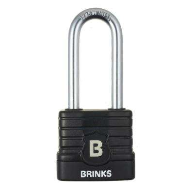Commercial 44 mm Weather Resistant XT Plus Series with 2-3/8 in. Boron Shackle