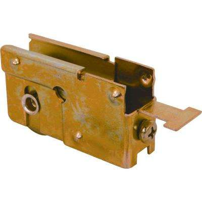 1-1/8 in. Steel Ball Bearing Sliding Glass Door Roller Assembly, 3/4 in. x 1-1/4 in. Housing