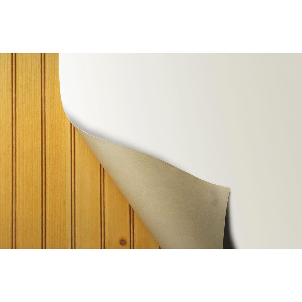 56 sq. ft. Prepasted Liner Wallpaper