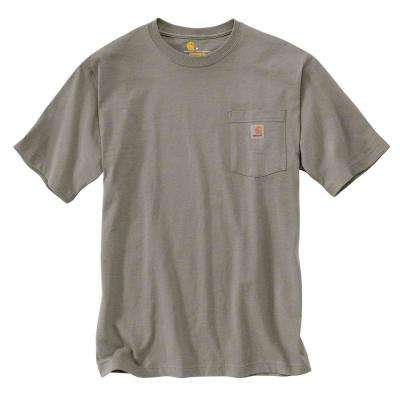 Men's Regular XXXX Large Desert Cotton Short-Sleeve T-Shirt